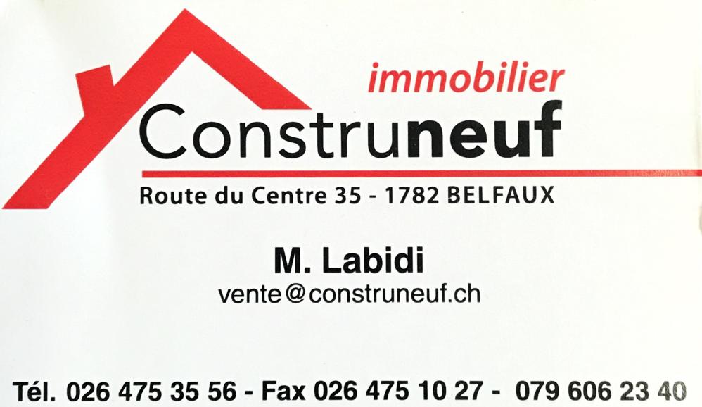 Logo Immobilier Construneuf
